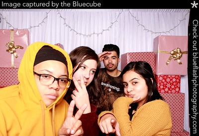 Awakening Christmas Party 2019 (Bluecube)