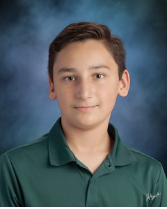 2018-08-31 Levi School Pix 7th Grade