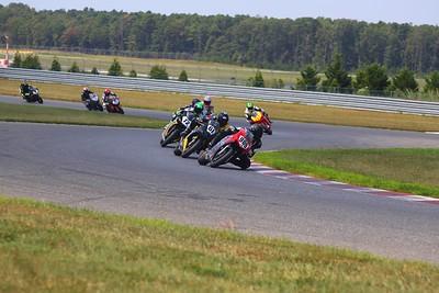 Race 5 ThunderBike Moto 3