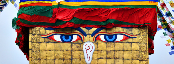 Buddhist Boudhanath Temple (c) 2012, Karin Markert, kmarkert88@gmail.com, all rights reserved.