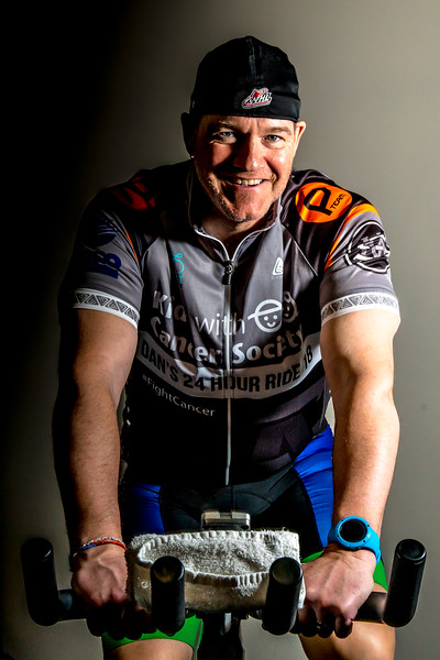 Dan's 24Hour Ride for Kids with Cancer