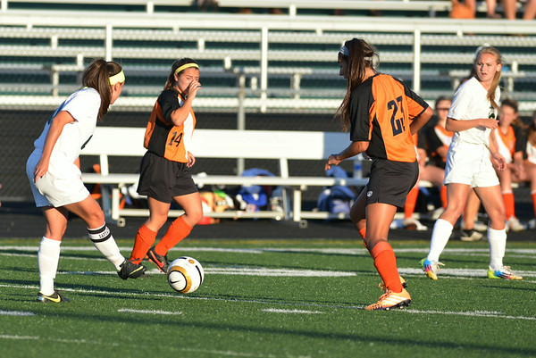Chagrin Ladies v. Aurora 8-28-14