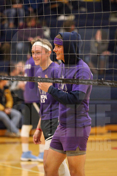 Powderpuff volleyball 11-10-17