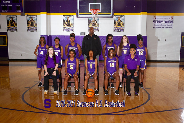 2021 Girls Varsity Basketball