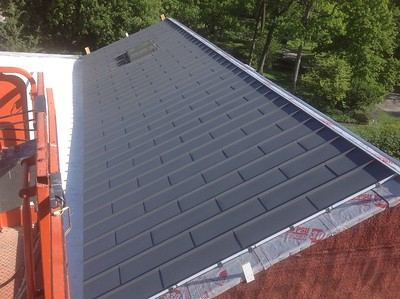 Metal Roofing - Chicago IL