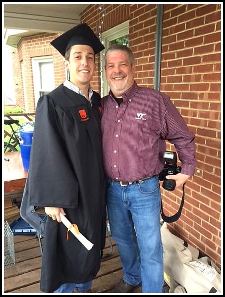 Graduation  May 2017