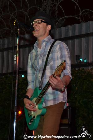 Bobot Adrenaline 10 Year Anniversary Show - at Blue Star - Los Angeles, CA - June 18, 2011