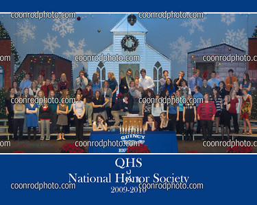 QHS National Honor Society 2009-2010