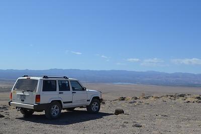 La Bajada and Tent Rocks, N.M.
