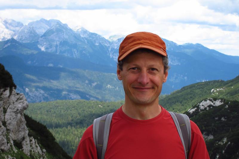 Vogel Summit Trail (route 25)
