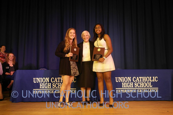 Junior/Senior Academic Awards 2016