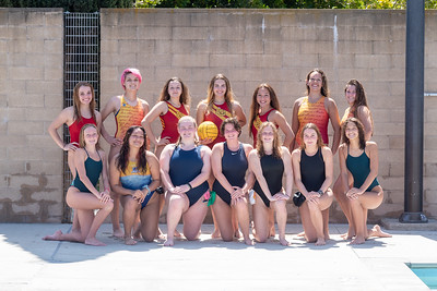 Girls Water Polo Team