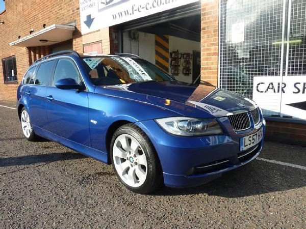 BMW 335D - 2007 to 2011