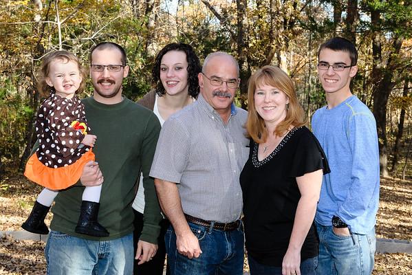 Isaacs Family Thanksgiving 2014
