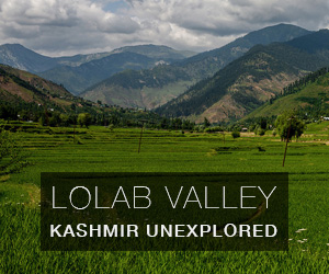 Lolab valley, Kashmir unexplored