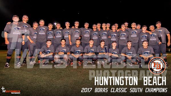 Huntington Beach HS vs Mira Costa HS 4/21/2017 (Championship)