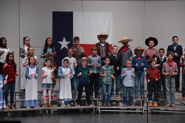 4th Grade Texas History Play