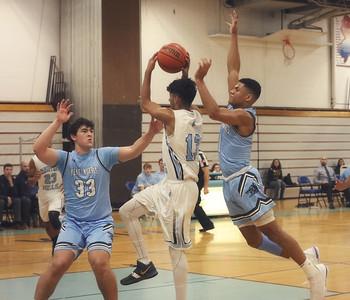 West Morris Central Boys Basketball 2019-2020