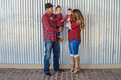 Garcia Family |  Holiday 2018