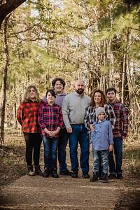 The Larue Family / Winter 2021