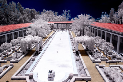 Secular Buildings in Infrared