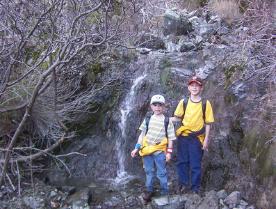 2004-01-31 Diablo Hike