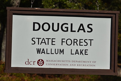 Douglas Wallum Lake/Finish Line