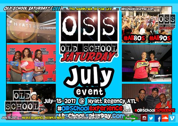 Jul-15-2017 OSS @ Hyatt Regency ::: ATL, GA, USA