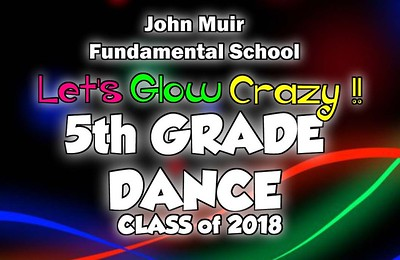 John Muir 5th Grade Dance