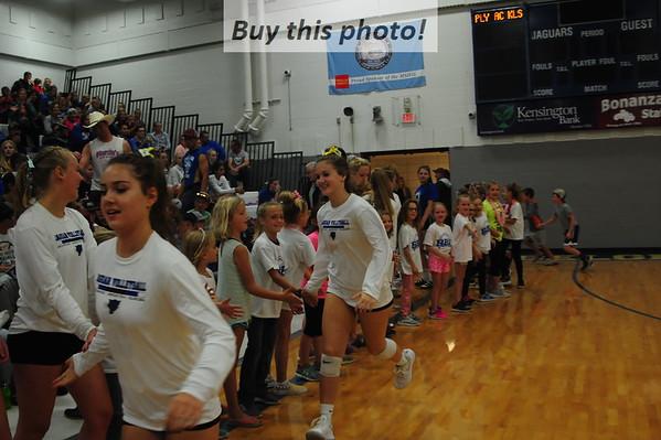 BBE volleyball v. Kimball 09-26
