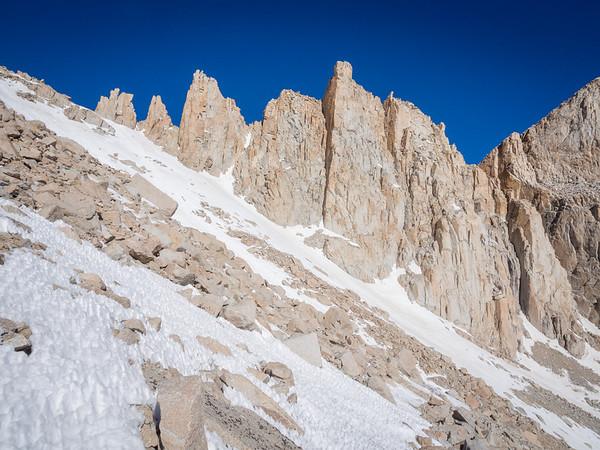 Mt. Whitney May climb