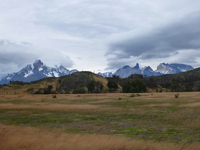 Motojeros - Torres del Paine, Chile