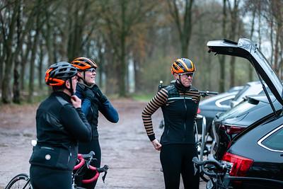 KNWU - Ongebonden fietser vrouwen