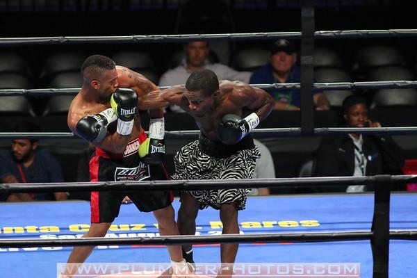 Titus Williams Defeats Micah Branch by Unanimous Decision