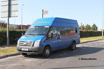 Portlaoise (Bus), 16-08-2016