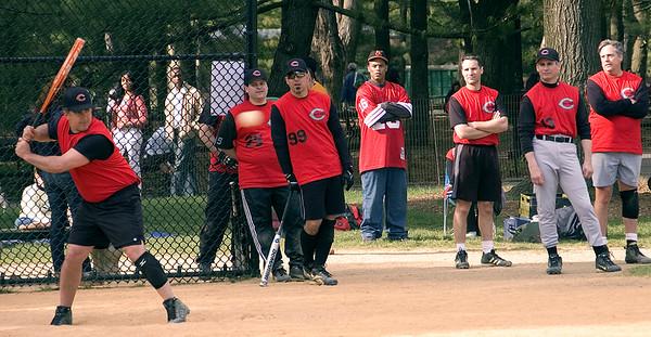 Central Park Softball
