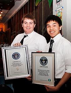 Assembly Line Concert World Record Achievement Celebration