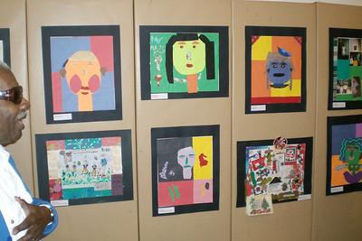 Senior Art Program- Art Exhibition December 21, 2012 Where: Queensbridge Center