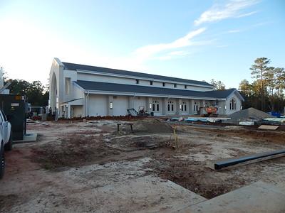 2016 Jan 13 New Church Construction