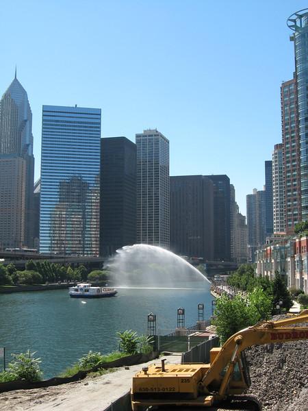 Nicholas J. Melas Centennial Fountain