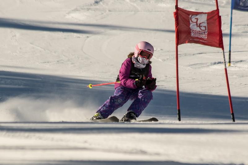 Emma Diianni No. 5 (WPRC) Grenier Law Group GS Race U8-U19 - Wisp Resort