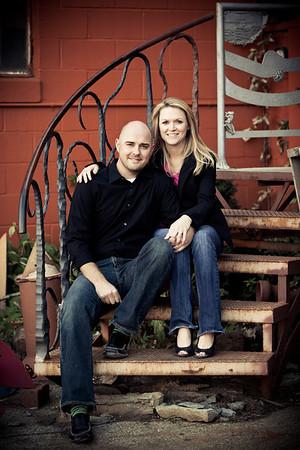 Tim & Sarah