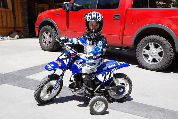 2008 Racing on Steve's track