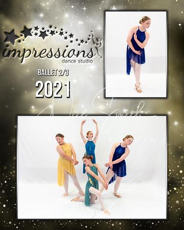 Ballet 2-3 Wed545 Madonna