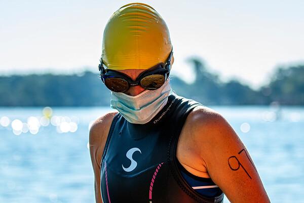 2020 07-18 Lake Lenape Triathlon