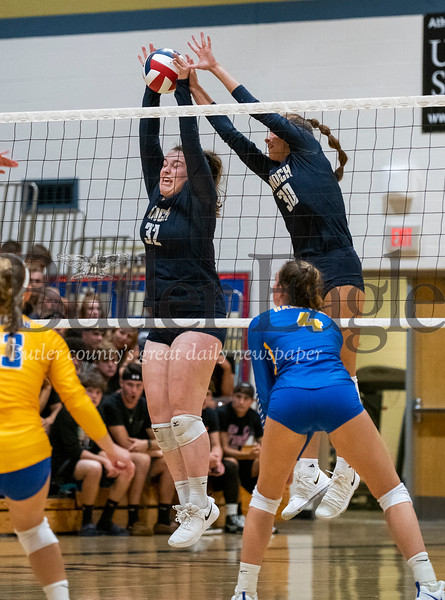 KNOCH VS HAMPTON VOLLEYBALL