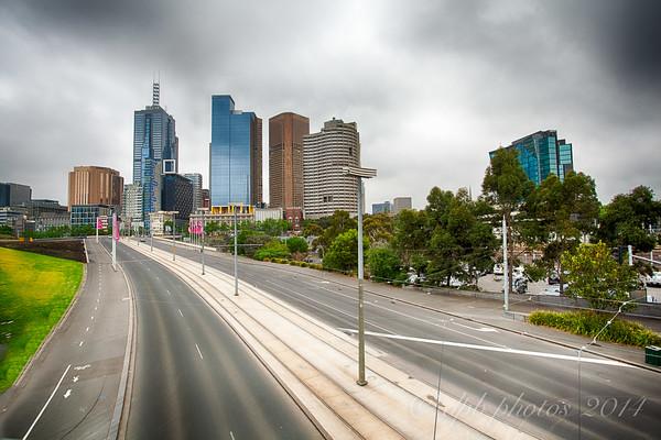 East Melbourne Walk