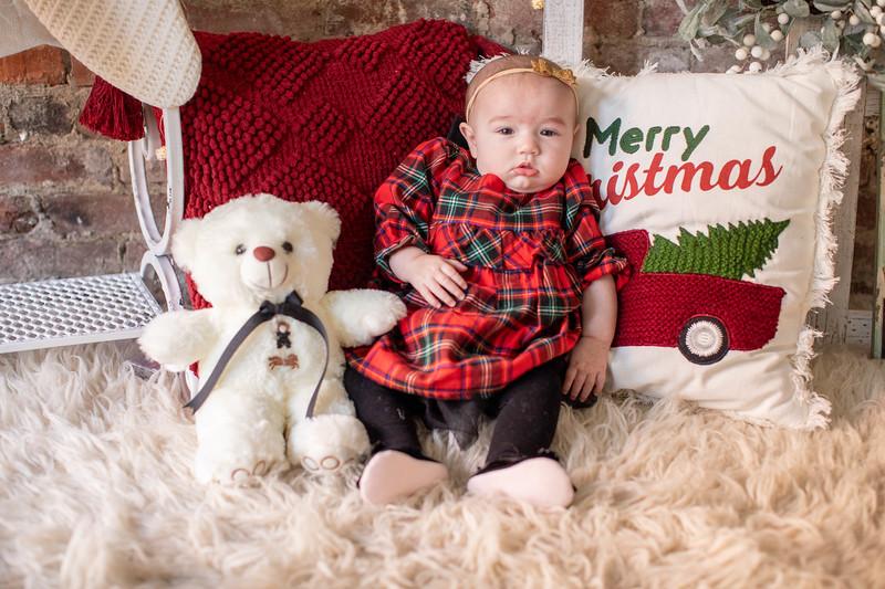 Baby Iris   Xmas mini