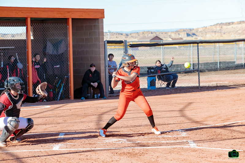 GHS vs Grants Softball 2-27-2020