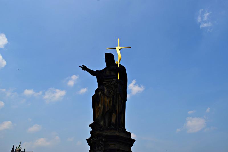 Estatua de St. John of Nepomuk